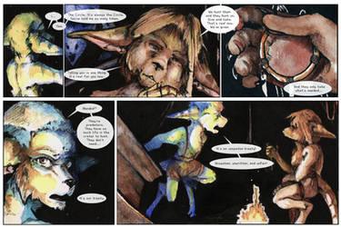 ProtC Prologue: Page Five by talonserena