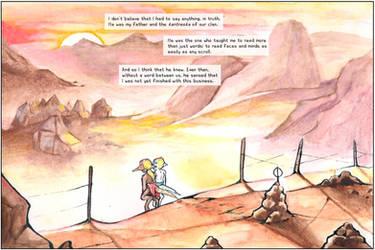 ProtC Prologue: Page Nine by talonserena