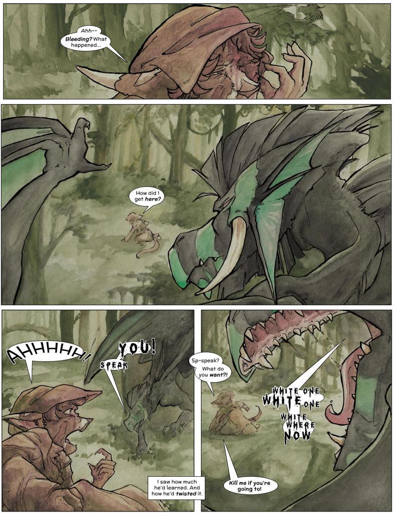Interlude Two: Page 2 by talon-serena