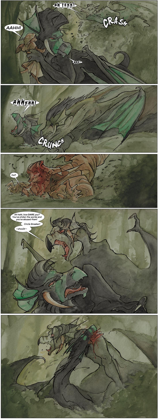 Interlude Two: Page 4 by talon-serena