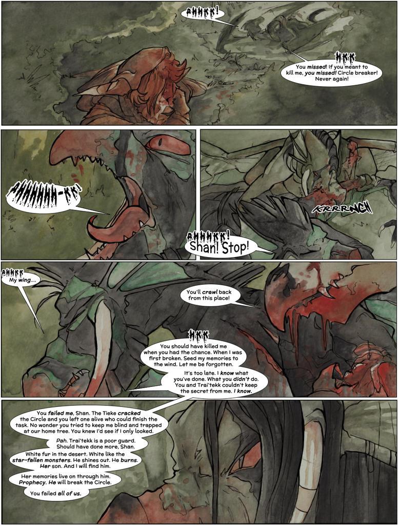 Interlude Two: Page 5 by talon-serena