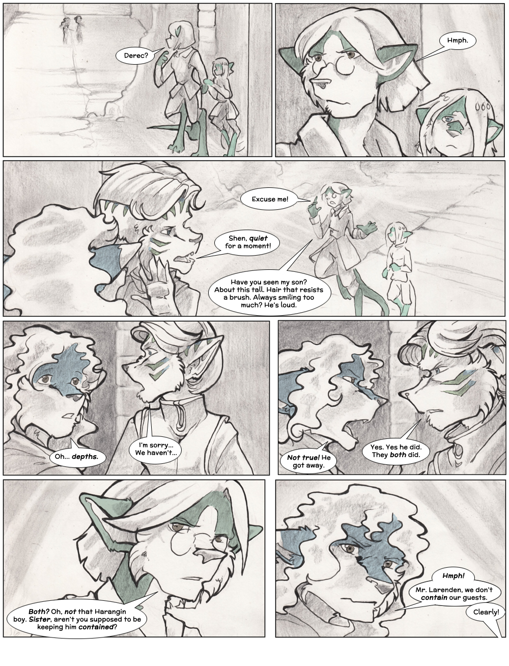 Chapter Three: Jamet's Story: Page 36 by talon-serena