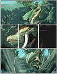 Hiatus Comic: Renn'tekk: Page 1