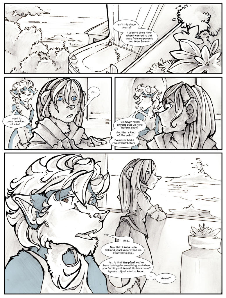 Chapter Three: Jamet's Story: Page 92 by talon-serena