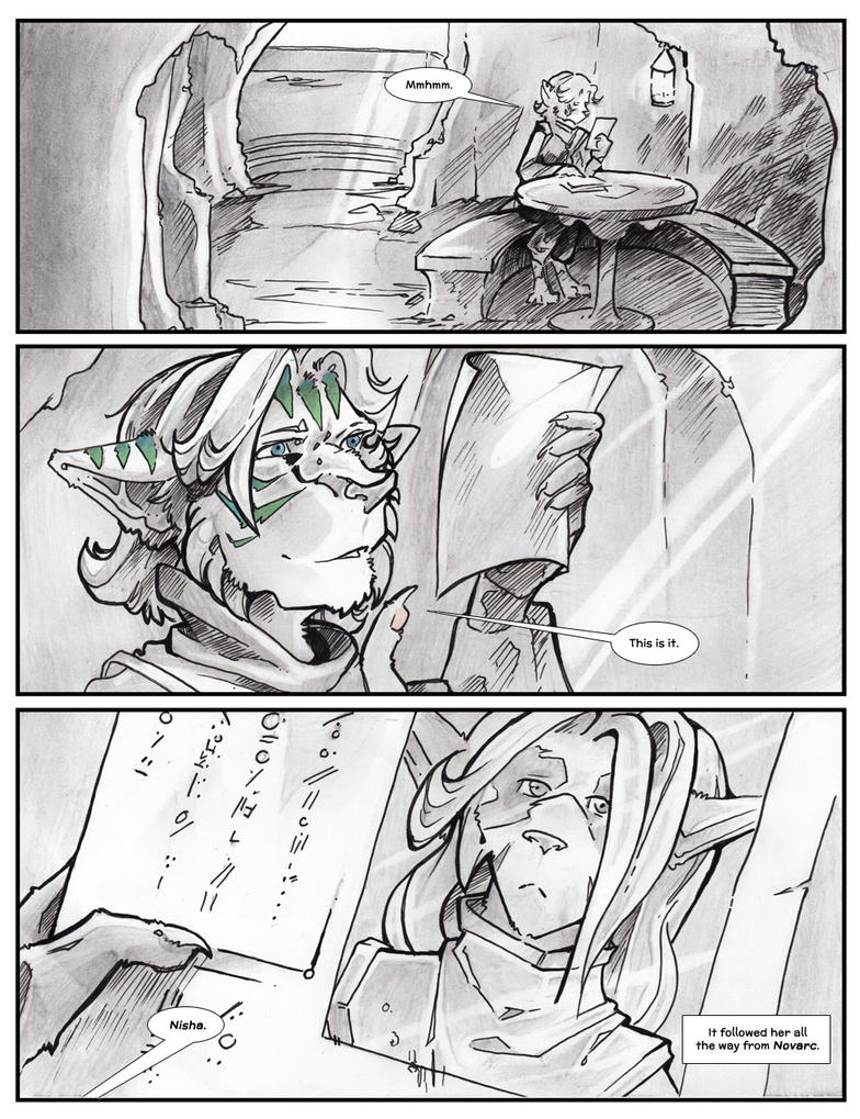 Chapter Three: Jamet's Story: Page 109 by talon-serena