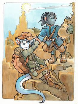 Commission - Intrepid Explorers