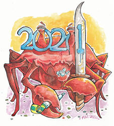 2021 - I Got My Eye On You, Buddy