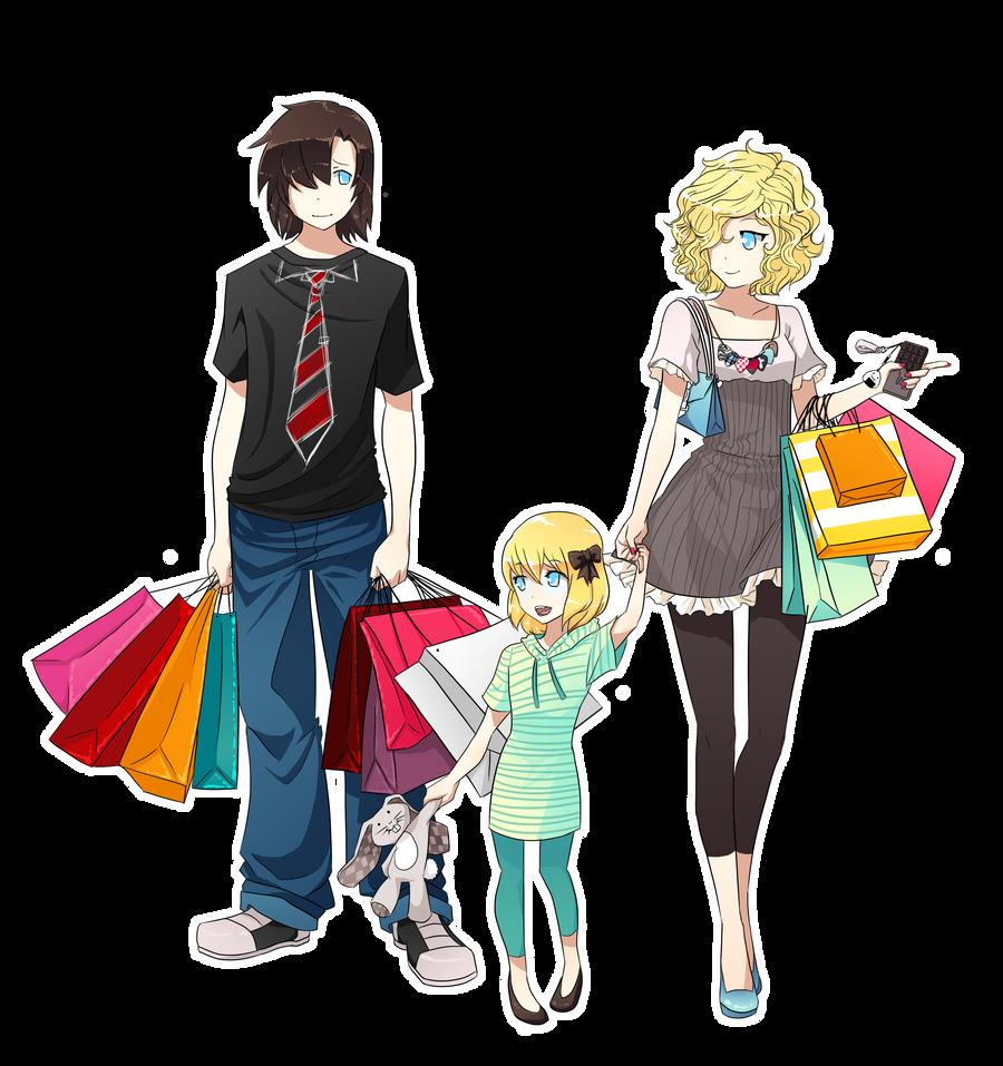 Go Shopping Clipart Wwwimgkidcom The Image Kid Has It