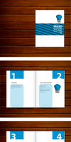 Equals Three Brand Usage Guide Concept