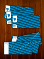 Equals Three Envelope Concept by MeanCarcass