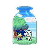 |+ :. Collab Pixel : Sonic .:+ Closed!| by xStar-Galaxias-Moonx