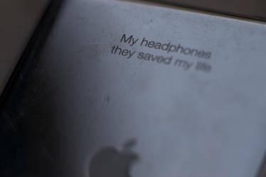 My headphones - micro