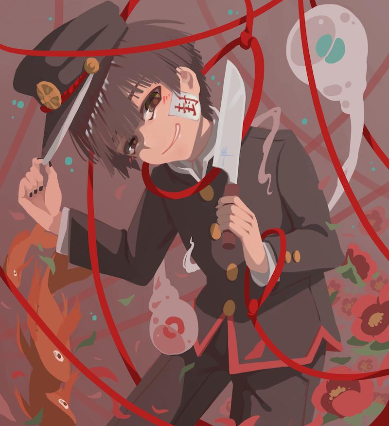 Hanako by CYingM