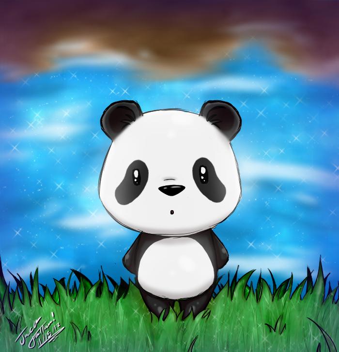Anata-chan's Panda by tabbycat1212