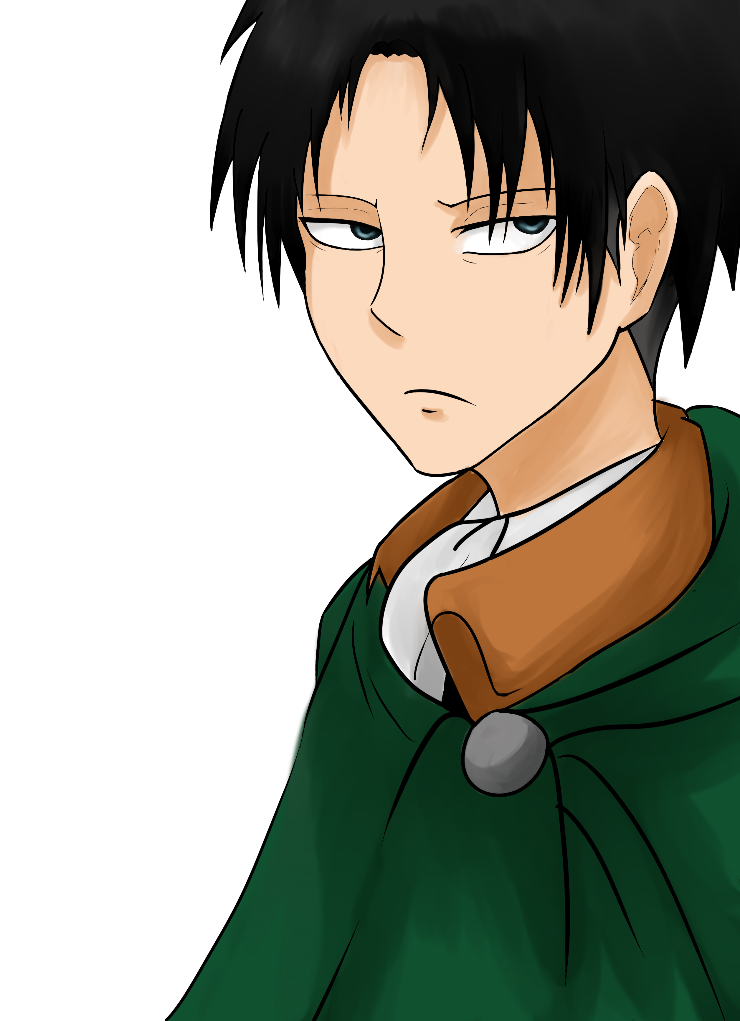 Levi Rivaille Attack On