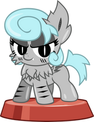 Winter Pocket Pony by Snogwritts