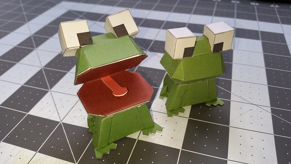 Frog [Templates] by Heyro0