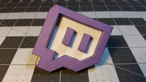 Twitch Badge/Standee [Template]