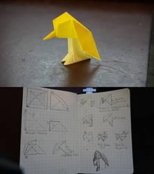 Penguin by Heyro0