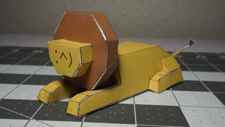 Lion by Heyro0