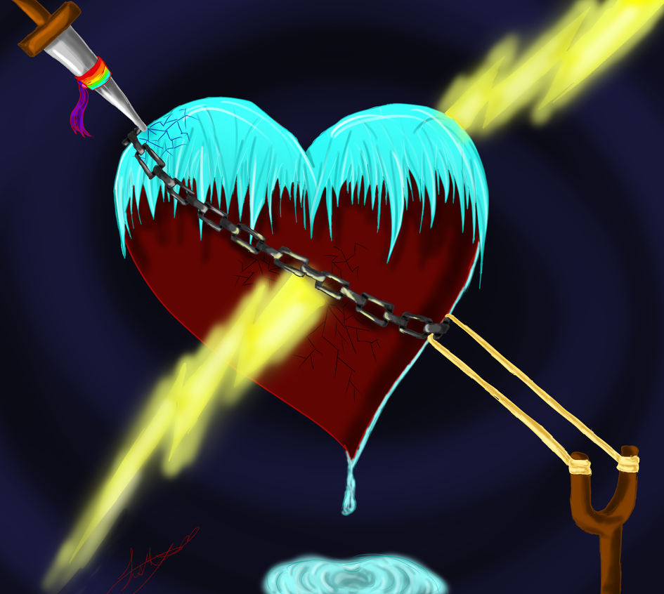 Evolution of the Heart P1 by FallenLoveAngel