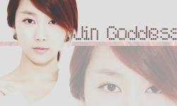 Jin Goddess by Miku-il