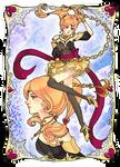 Commission: Sailor Aphrodite