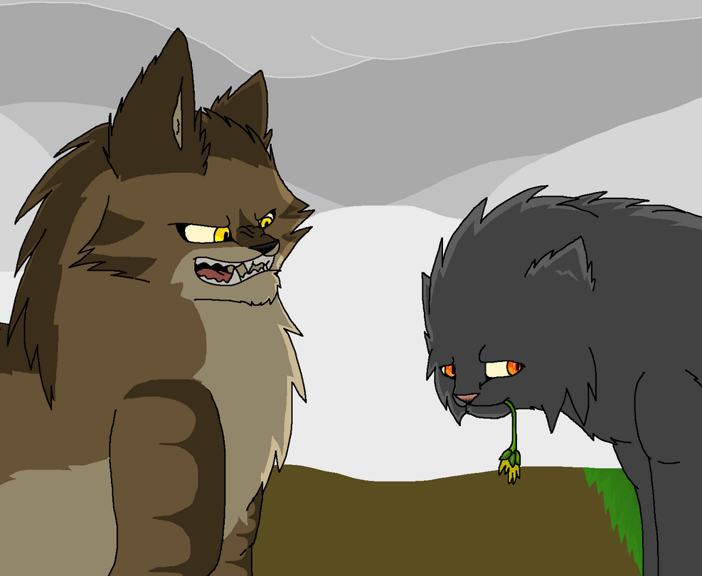 remember your promise yellowfang by sketchyneko on deviantart