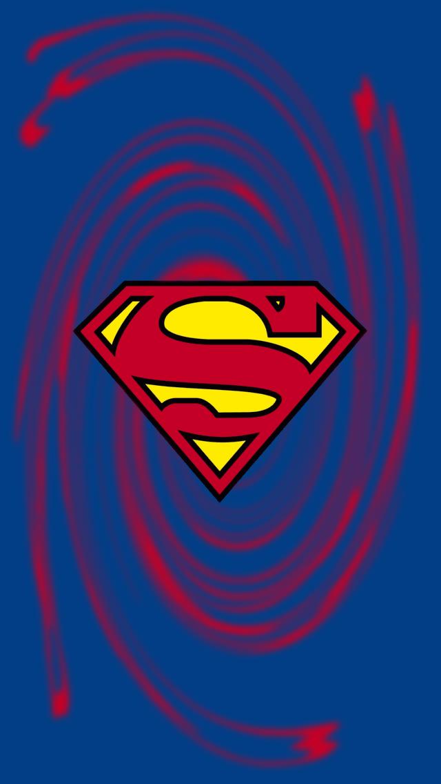 Superman Logo IPhone 5 By Trickman01