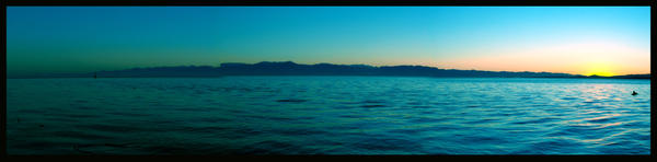 Sunset - V by VanitiumForma