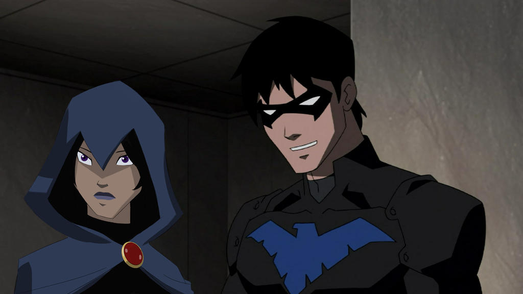 Young Justice Season 3 Nightwing  batmannightwingrobin