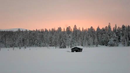 Far away warmth by Nebuladiver