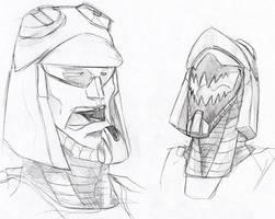 AngryRandom Sketch by Ultra-Raptor