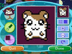 Animal Crossing - Hamtaru by Frelly-Is-Kelly