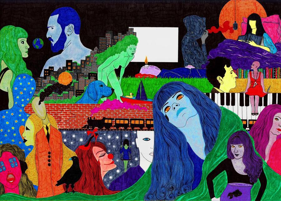 hypnosis by ZumrutSahin