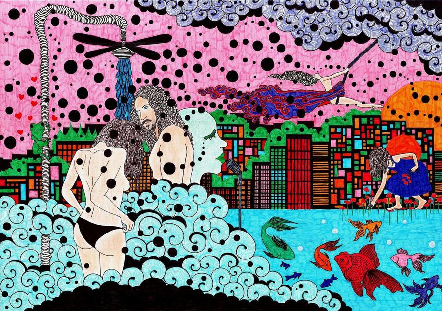 dreamdouche by ZumrutSahin