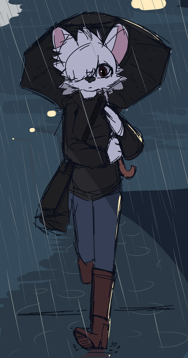 Rainy by Zaptagon
