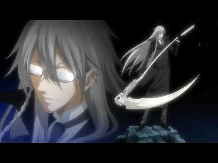 .Shinigami Undertaker. by Araffatka on DeviantArt