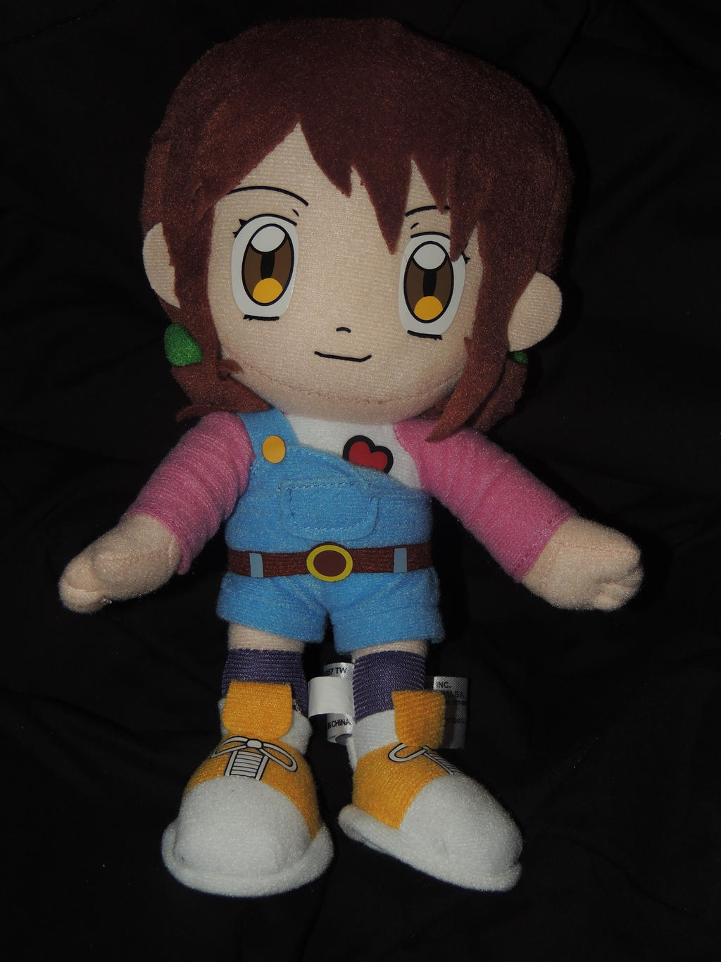 Digimon Angie Plush by HannahDoma