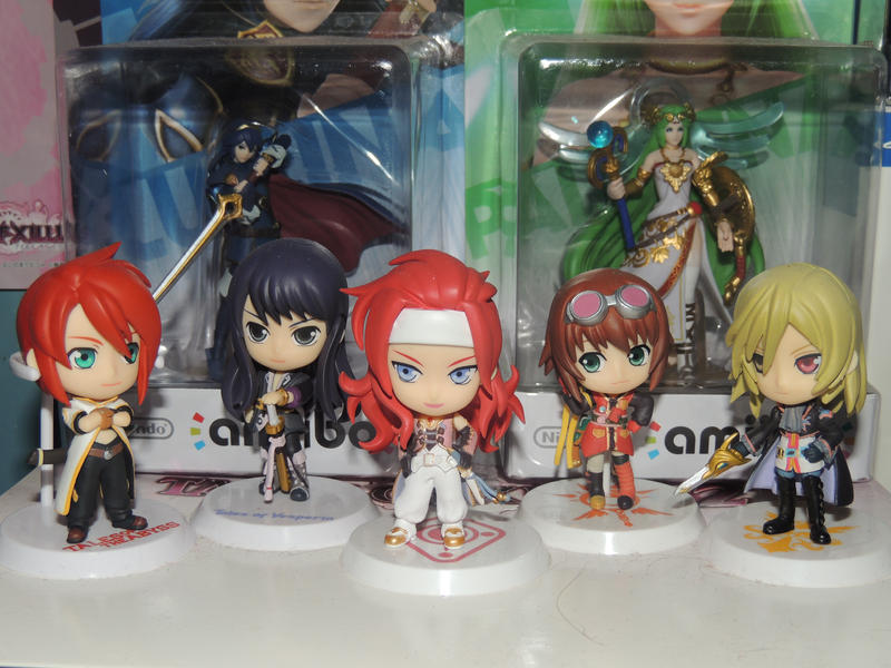 Tales of Nendoroids by HannahDoma