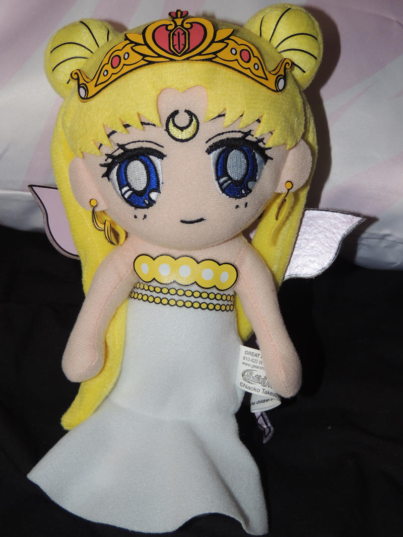 Neo Queen Serenity Plush by HannahDoma
