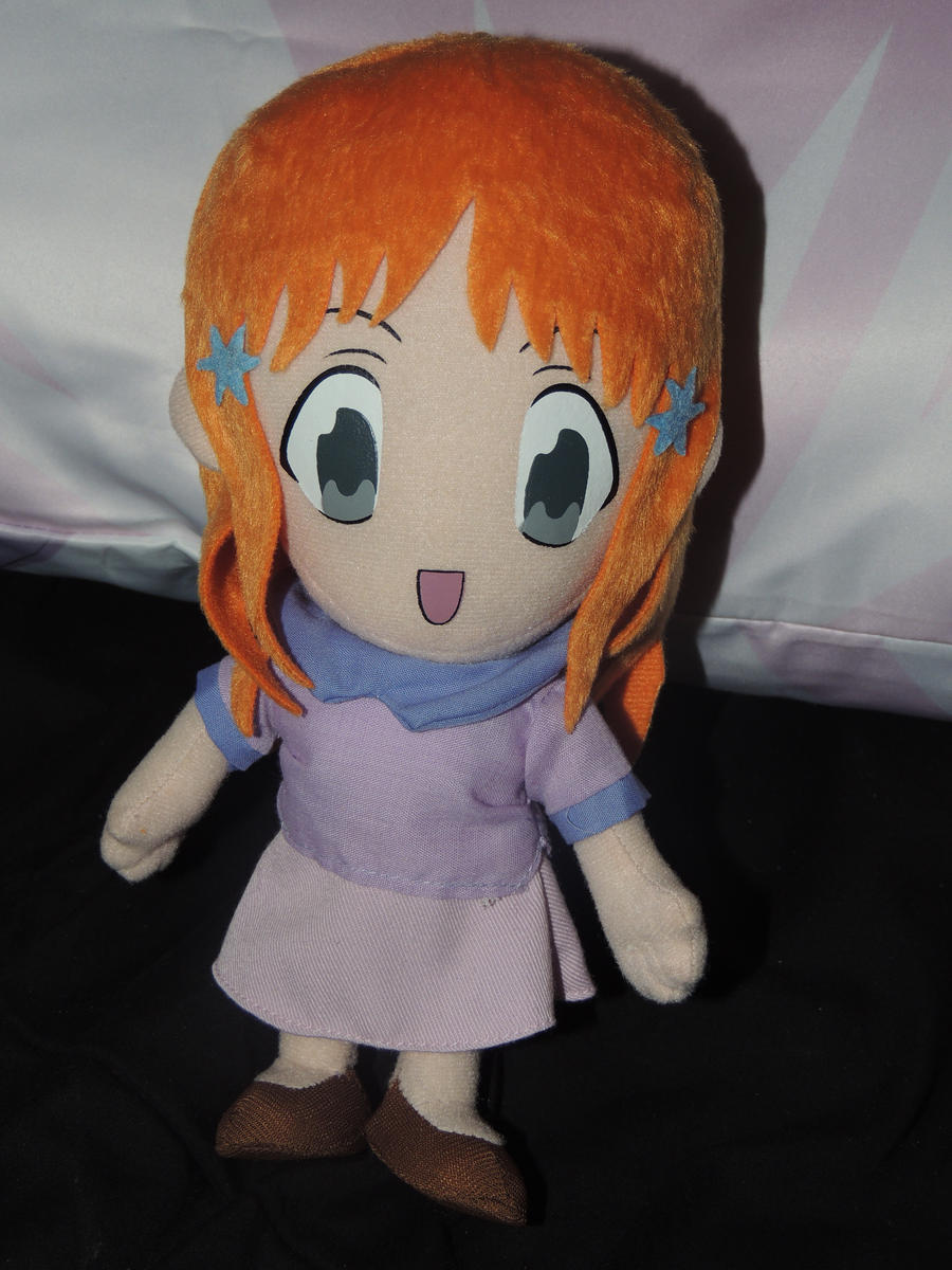 Orihime Plush by HannahDoma