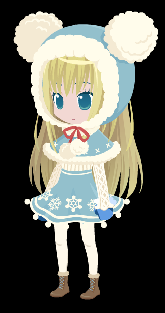 Elena's Winter Outfit by HannahDoma