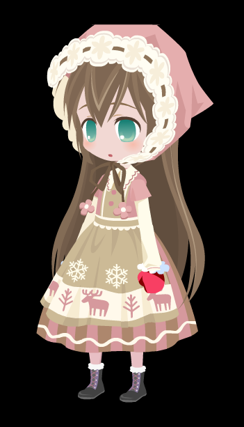 Hannah's Winter Outfit by HannahDoma