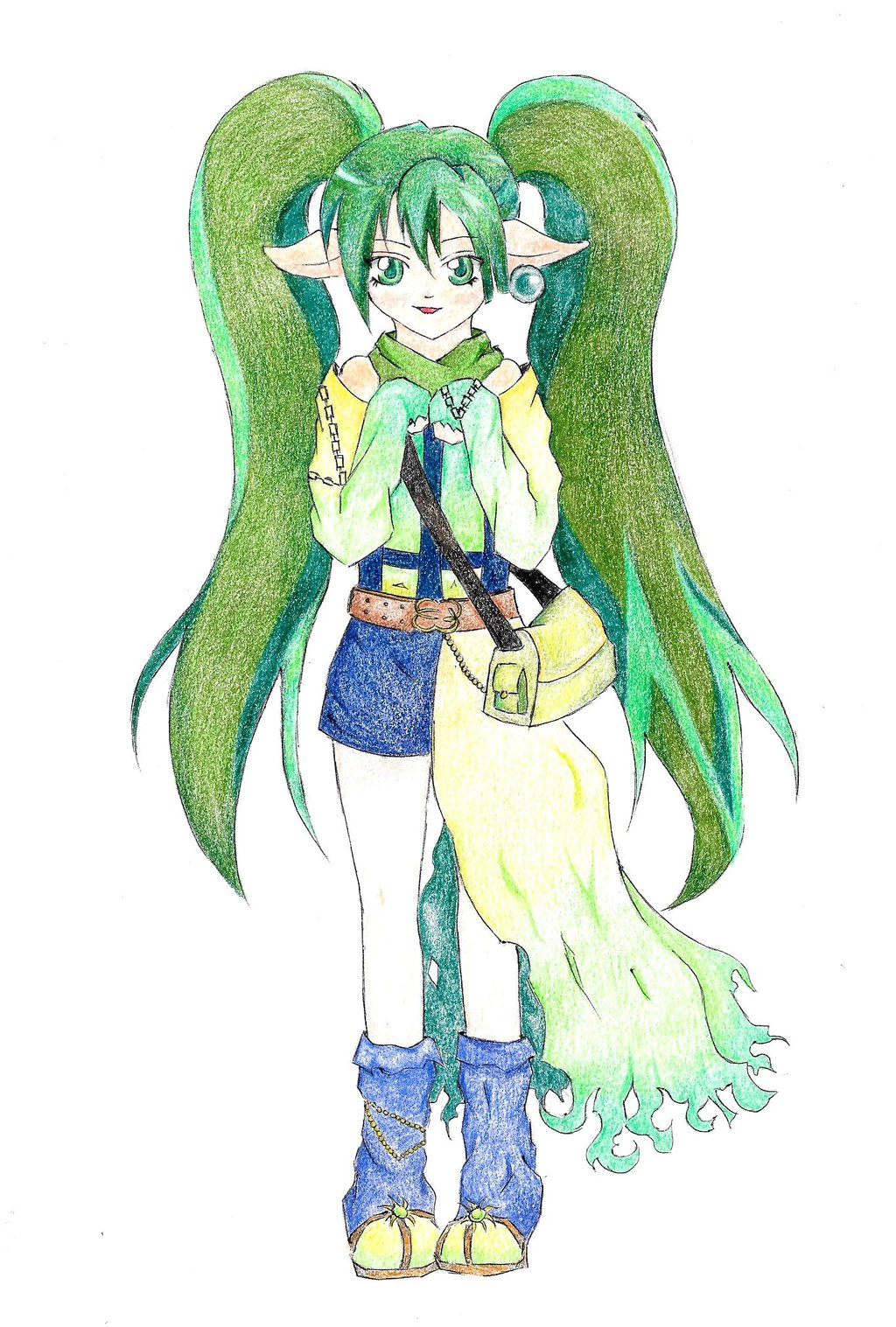 Herb By Natssumii by HannahDoma