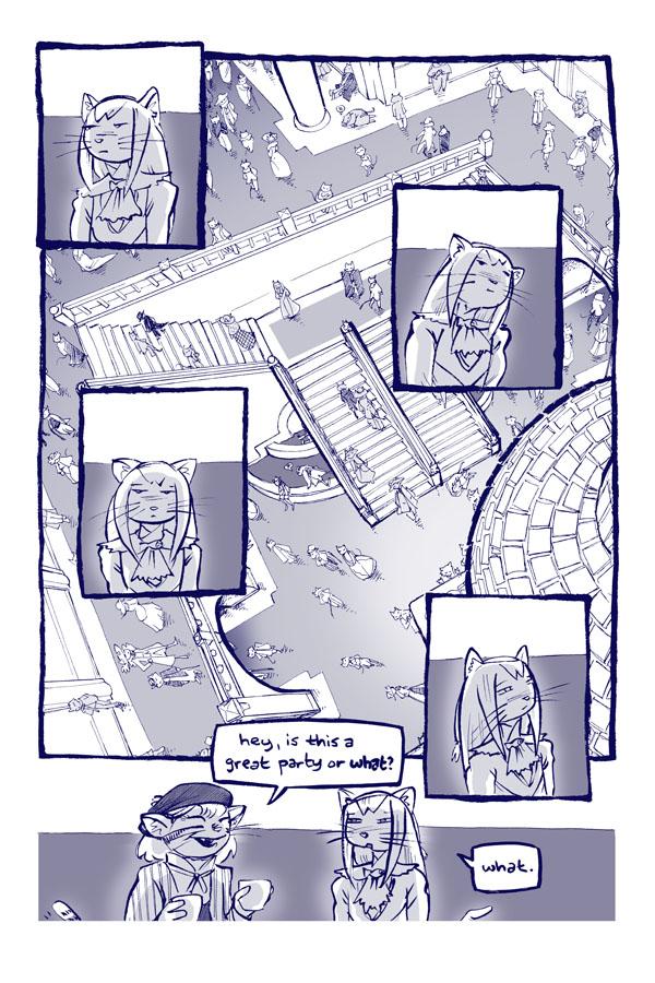 Perils of Pandora, 4/26 by gypsygirlpress