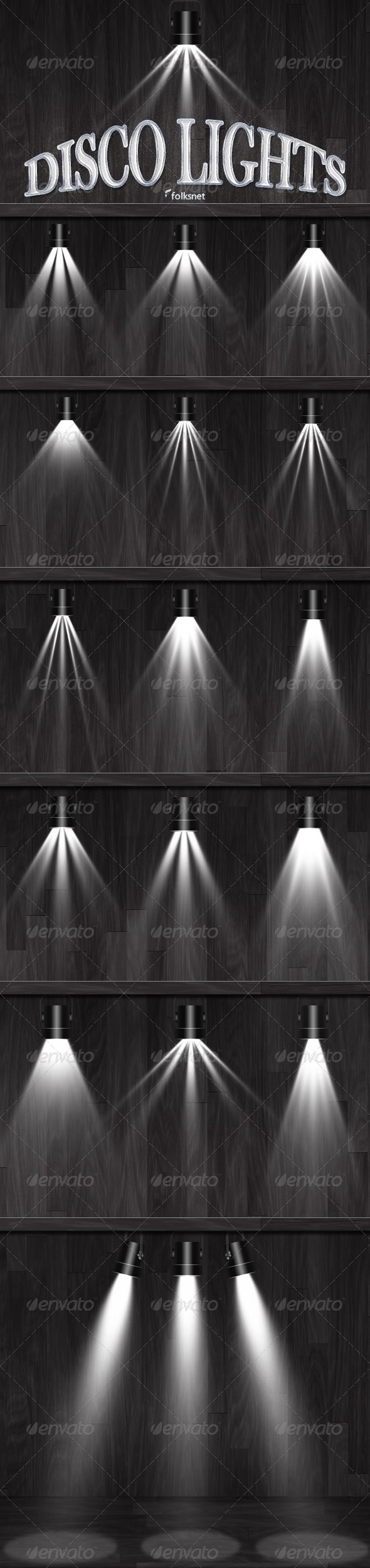 Disco Lights by GrDezign