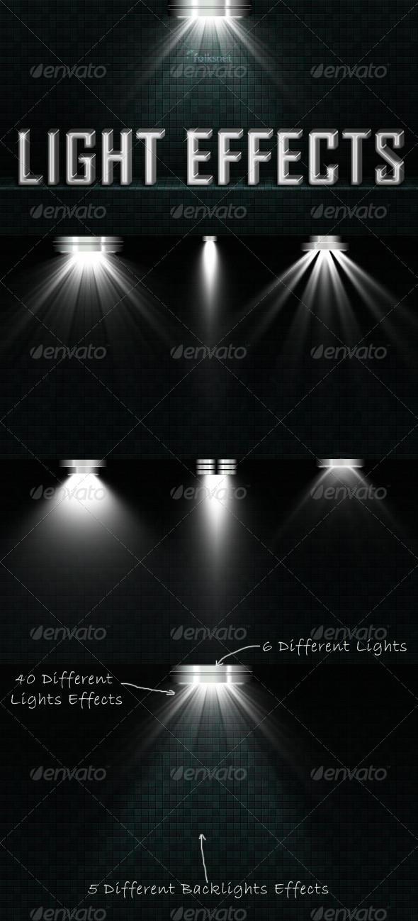 Light Effects Set 2