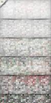 Mozaic Textures by GrDezign