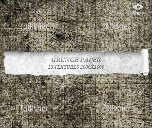 Grunge Paper 3.0 by GrDezign